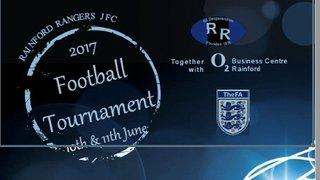 Rainford Rangers Tournament 2017