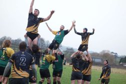 Hands-up Who's Going To Watch Wotton v. St. Brendan's OB IIs 20.10.18 @ 3p.m.