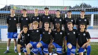 U18 squad 19/20 Season
