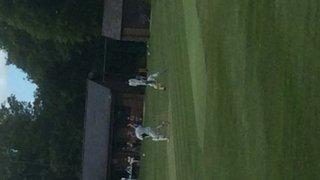 2nd XI v Haddenham 6th June 2015