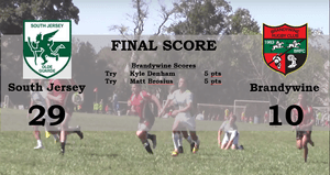 Another Disappointing Loss for Brandywine RFC