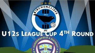 U12 League Cup Draw Made