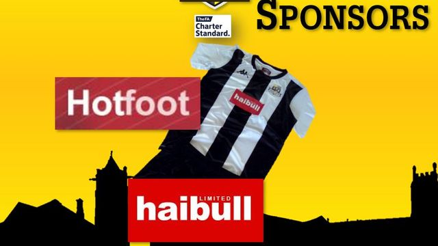 New Sponsors On Board