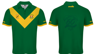 Woolston Rovers unveil 60th Year Commemorative Polo Shirt