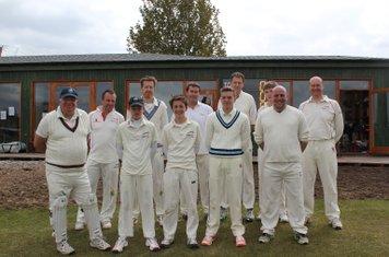 Yapham. Tallest team in Yorkshire?