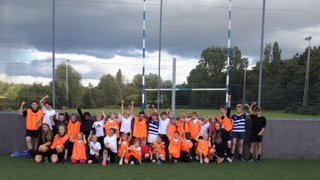 Mansfield Rugby Club hold their first 'Mega Fest'