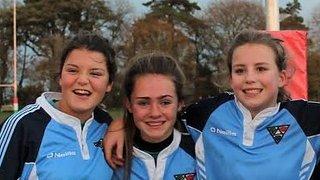 U15 Girls Make Midlands 7 Squad