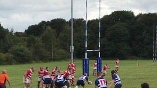 First home game of the season sees bonus point victory.