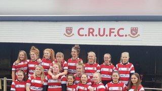 U18's Girls