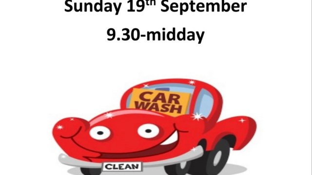 Car Wash fundraiser for our U16's Today!!