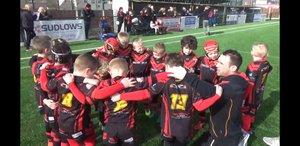 Under 7s enjoy first game of season in oldham