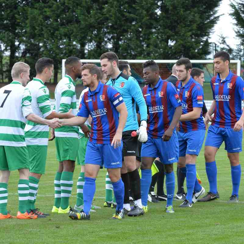 Maldon & Tiptree v Waltham Abbey Sat 17th Oct 2015