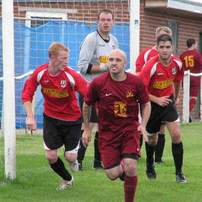 20130803 - Teversal FC v Arnold Town