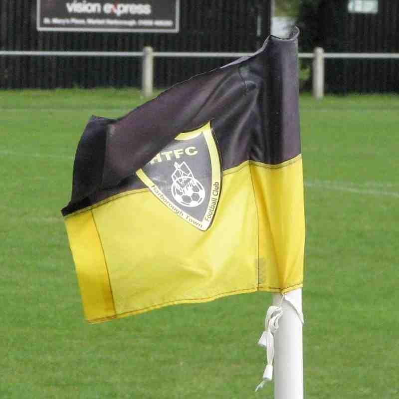20130817 - Harborough Town v Teversal FC
