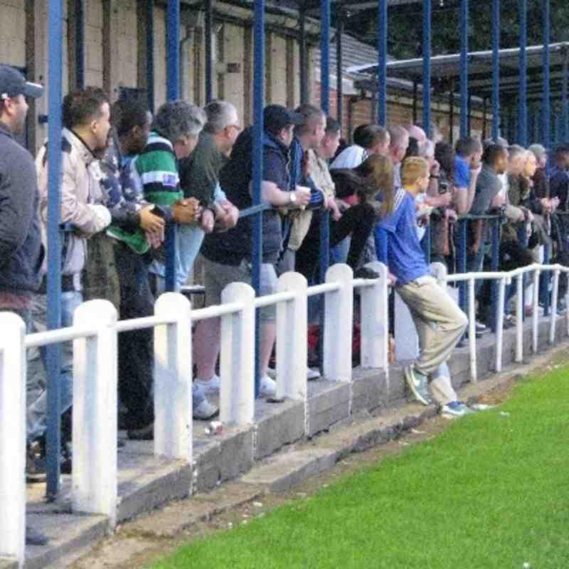 20130903 - Yorkshire Amateur v Teversal FC
