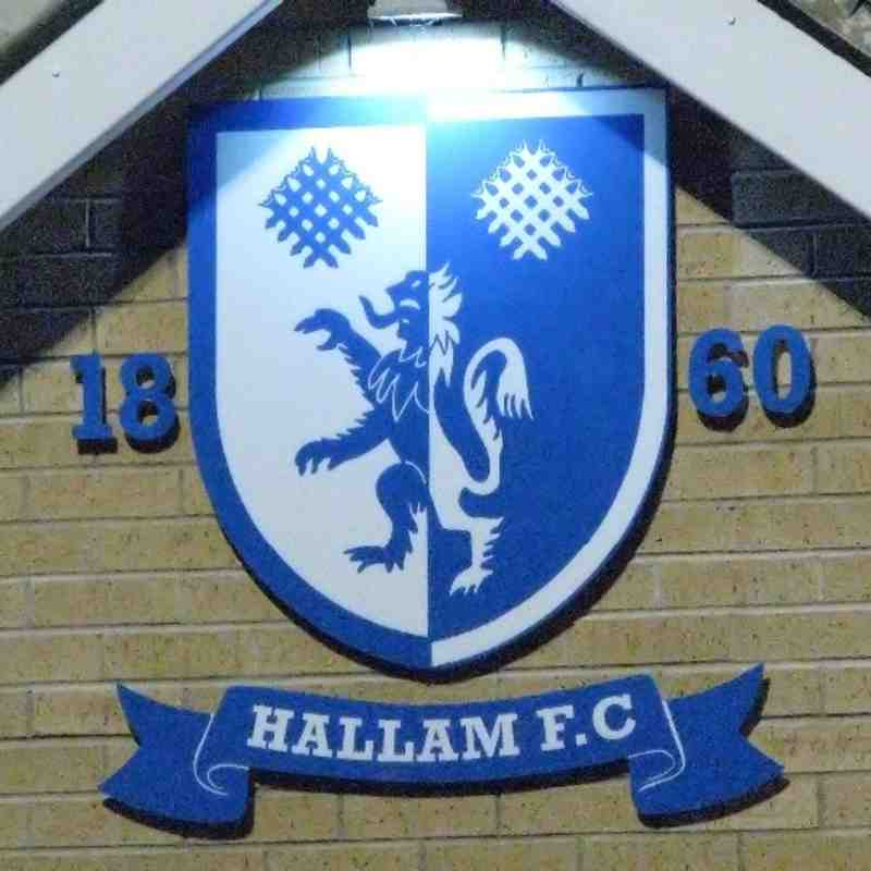 20130924 - Hallam FC v Teversal FC