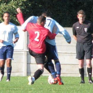 Teversal FC Res 1 - 1 Dunkirk FC Res