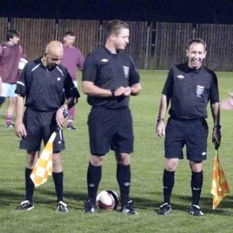20131001 - AFC Emley v Teversal FC