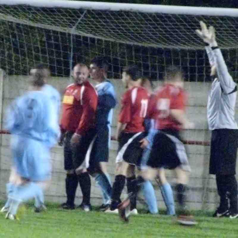 20131008 - Teversal FC v Calverton Miners Welfare