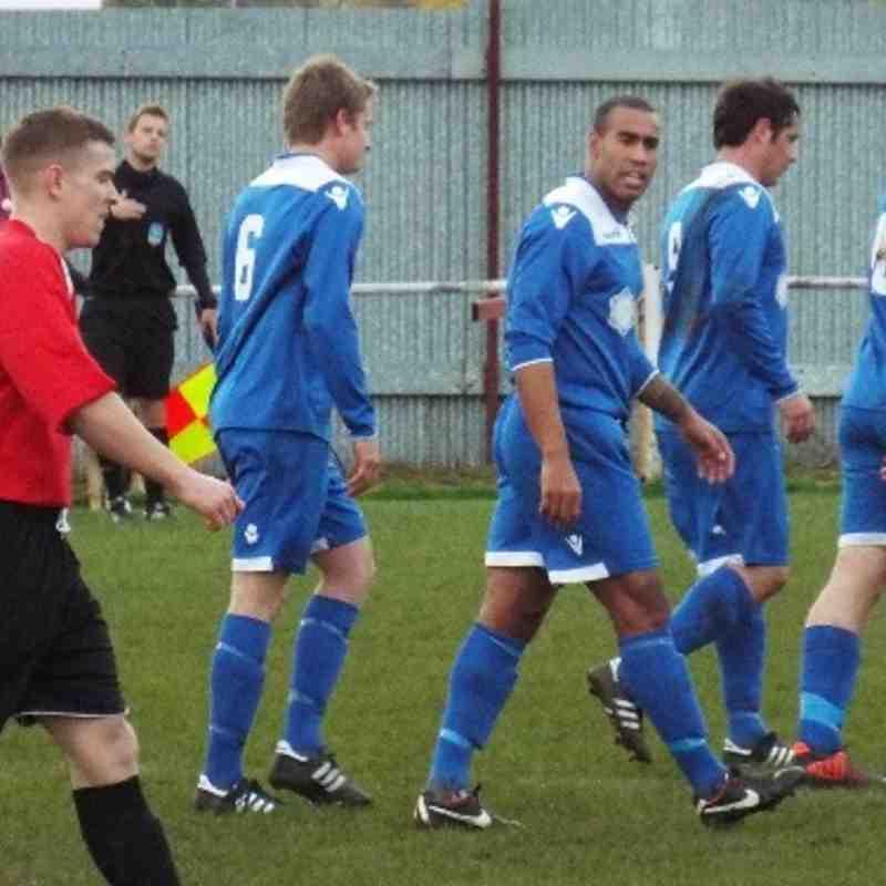 20131116 - Teversal FC v Pontefract Collieries