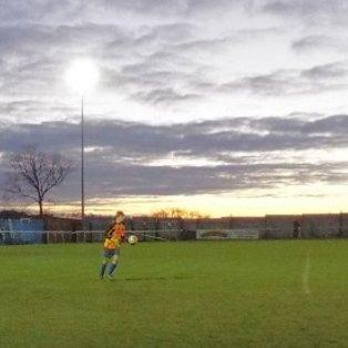 Teversal FC Res 2 - 3 Borrowash Victoria Res