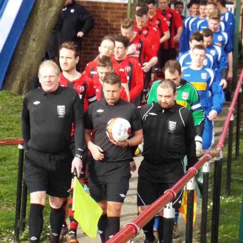 20140222 - Dronfield Town v Teversal FC