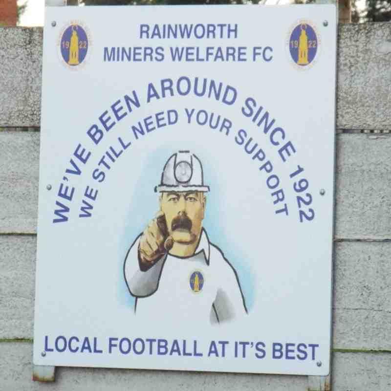 20140715 - Rainworth Miners Welfare v Teversal FC