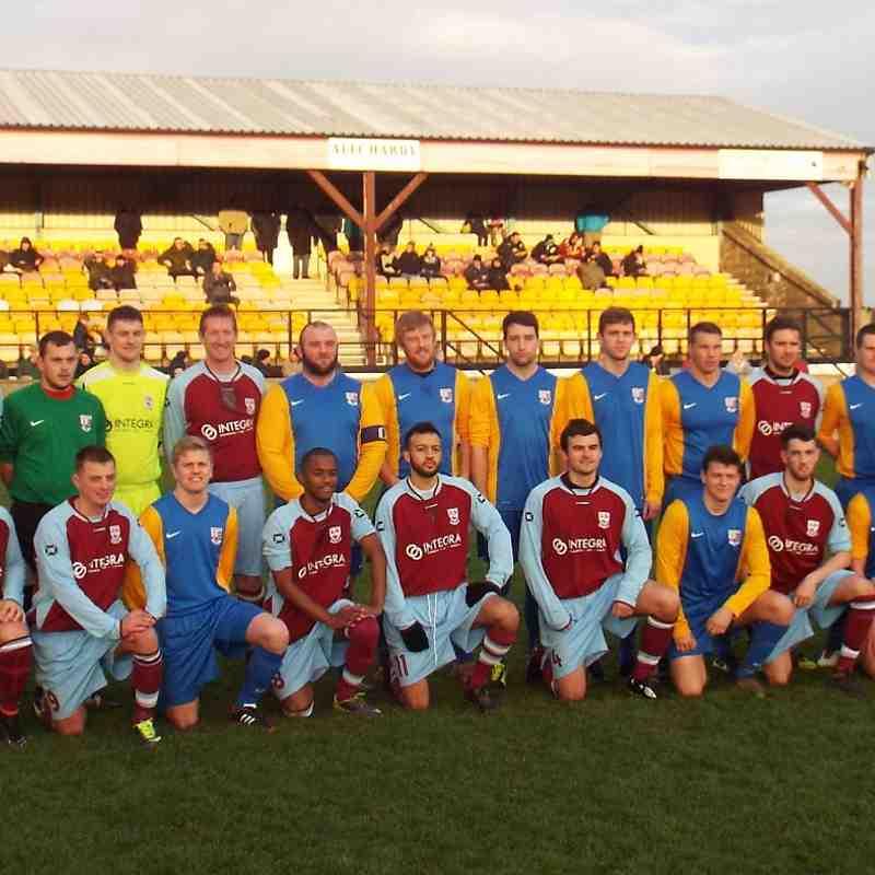 20141206 - AFC Emley v TeversalFC