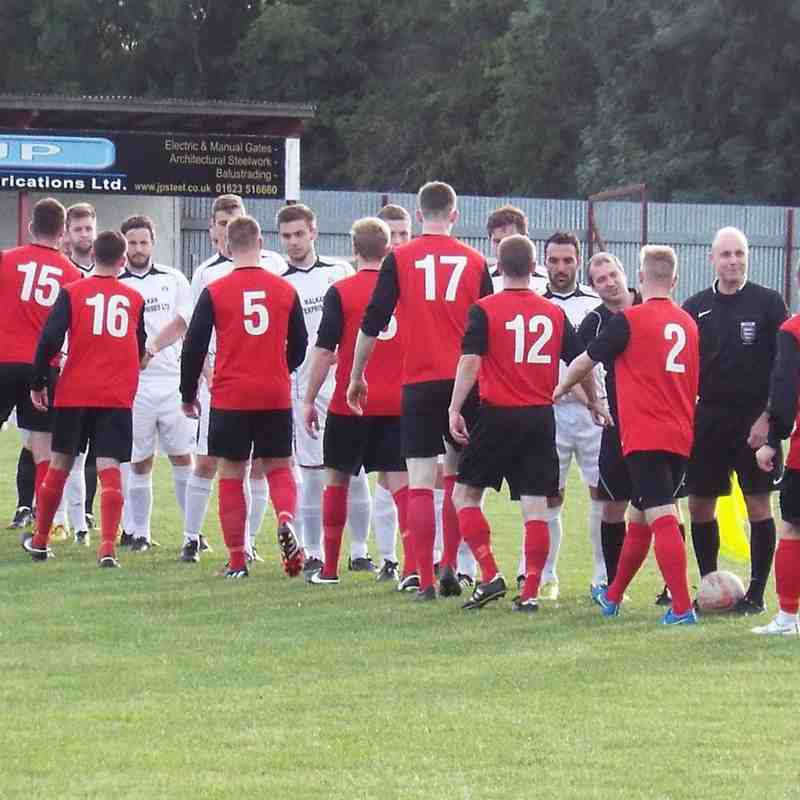 20150707 - Teversal FC v Rainworth Miners Welfare