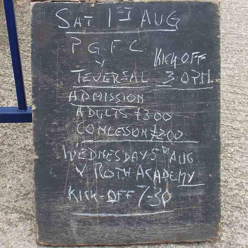 20150801 - Parkgate FC v Teversal FC