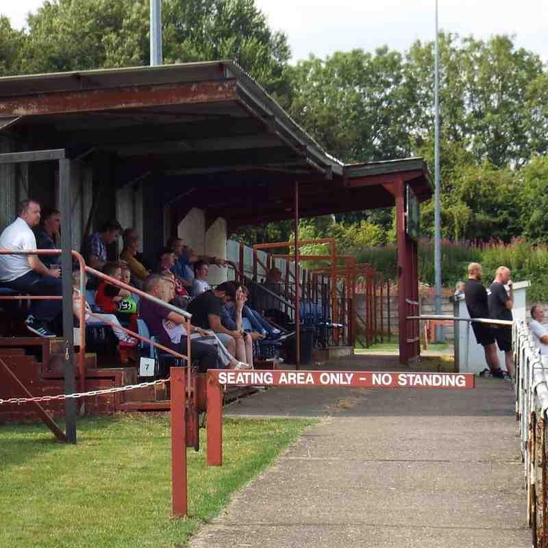 20150808 - Teversal FC v Knaresborough Town