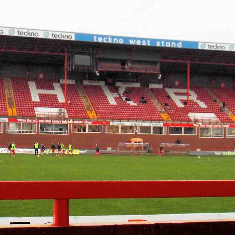 20151212 - Hull United v Teversal FC
