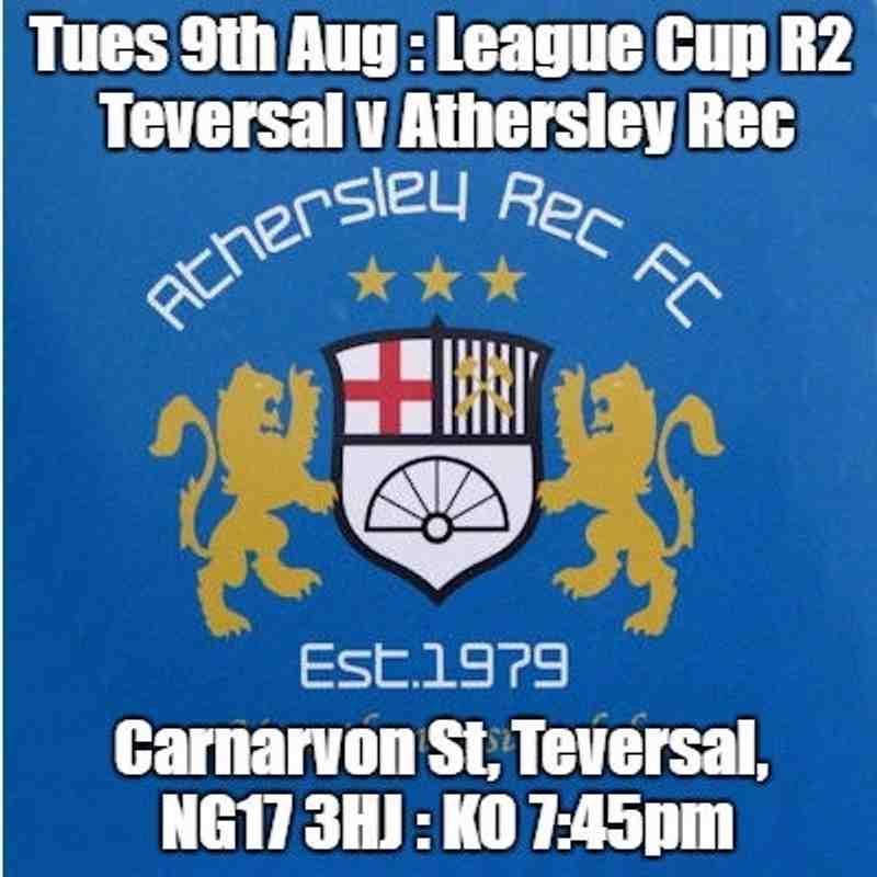20160809 - Teversal FC v Athersley Recreation