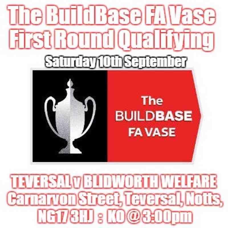 20160910 - Teversal FC v Blidworth Welfare