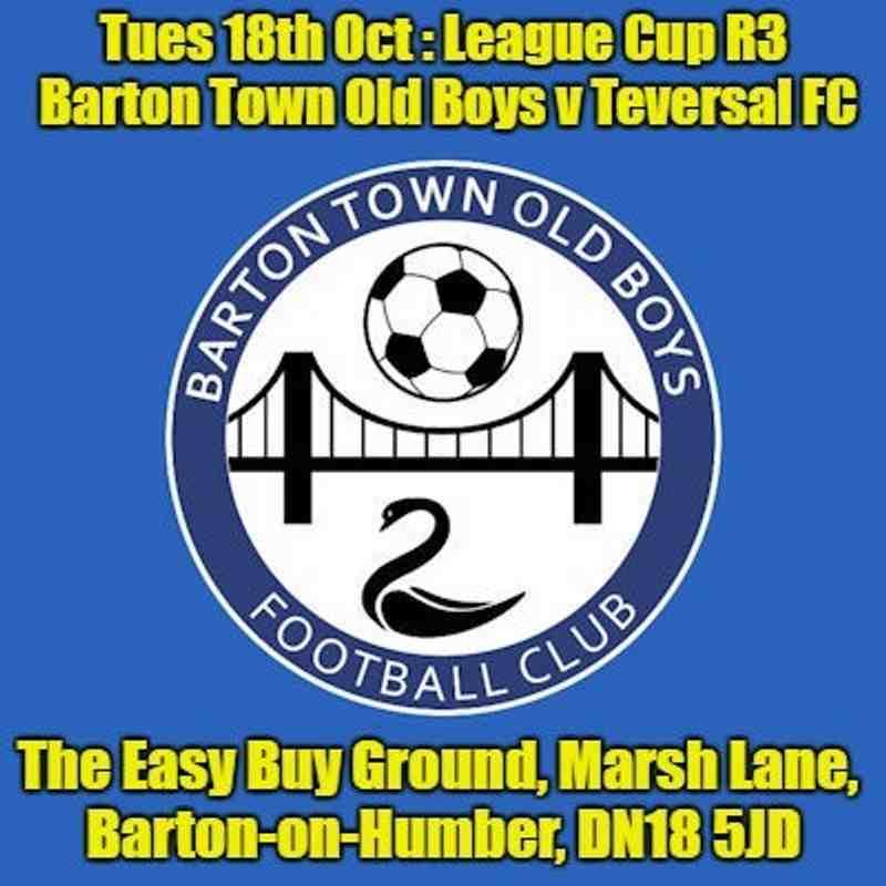 20161018 - Barton Town Old Boys v Teversal FC
