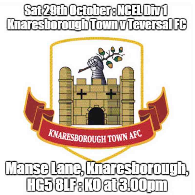 20161029 - Knaresborough Town v Teversal FC