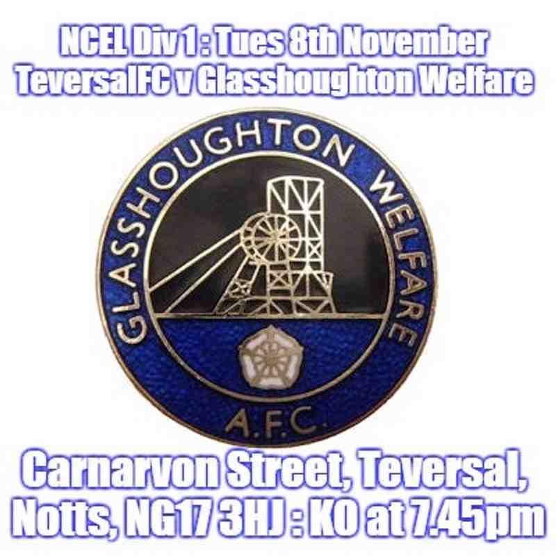 20161108 - Teversal FC v Glasshoughton Welfare