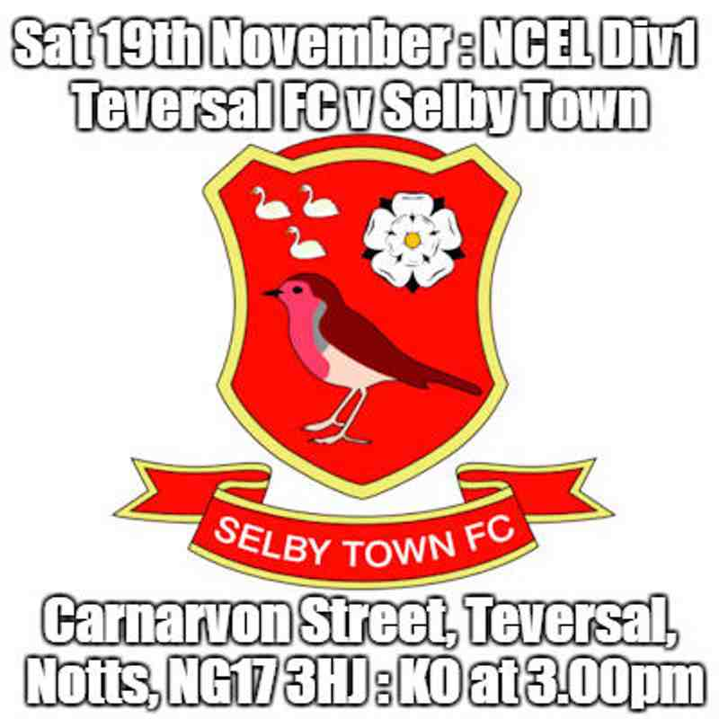20161119 - Teversal FC v Selby Town
