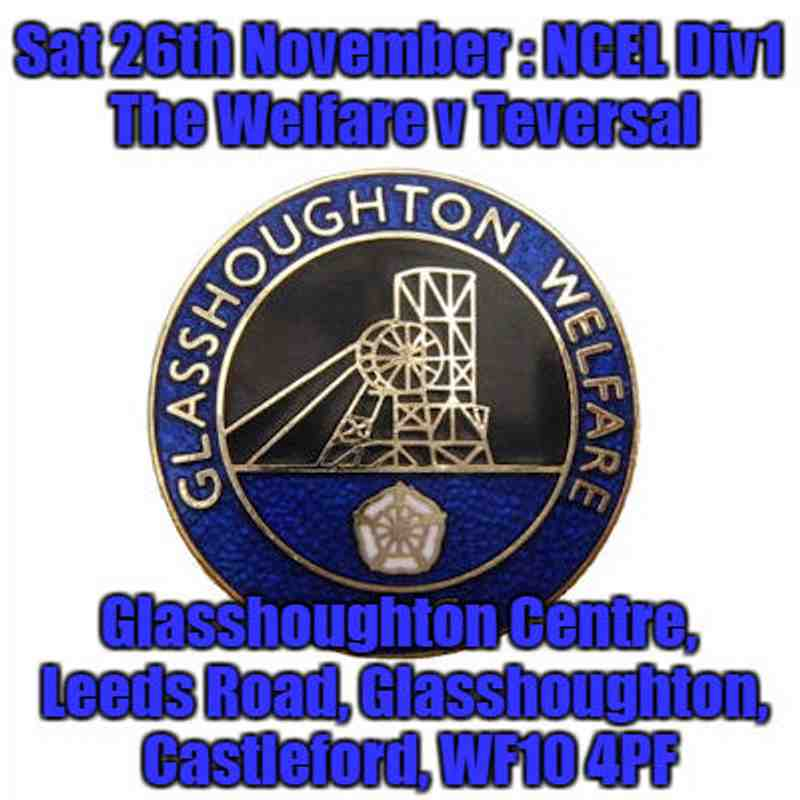 20161126 - Glasshoughton Welfare v Teversal FC