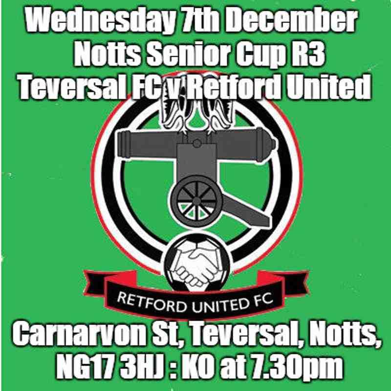 20161207 - Teversal FC v Retford United