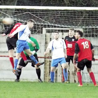 Teversal FC Res 0 - 2 Blidworth Welfare