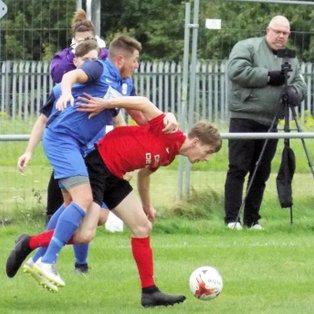 Ollerton Town 6-0 Teversal