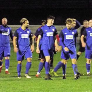 Shirebrook Town  2-1  Teversal FC