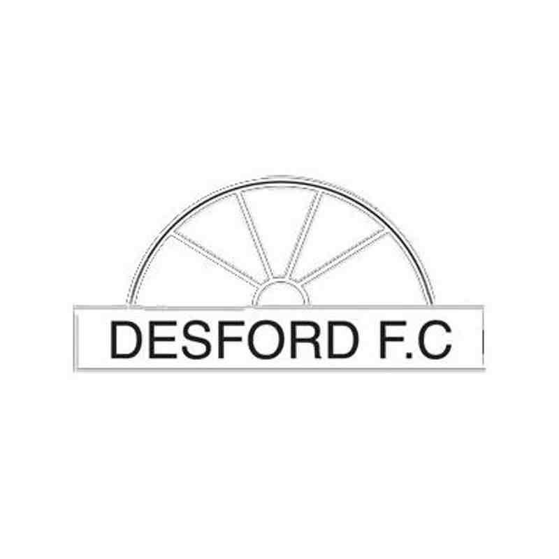 20210720 - Teversal FC v Desford FC