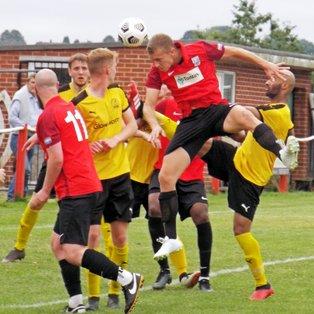 Teversal FC Res 1 - 0 Holbrook St Michaels
