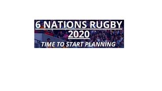 Guinness 6 Nations 2020 - HOME ticket application