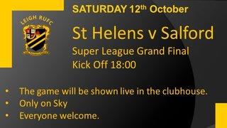 Super League Grand Final on Sky