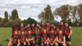 2nd XV - Rebels