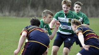 FRFC Under 16's v Old Colfeians