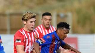 Maldon & Tiptree V AFC Hornchurch 1/10/16